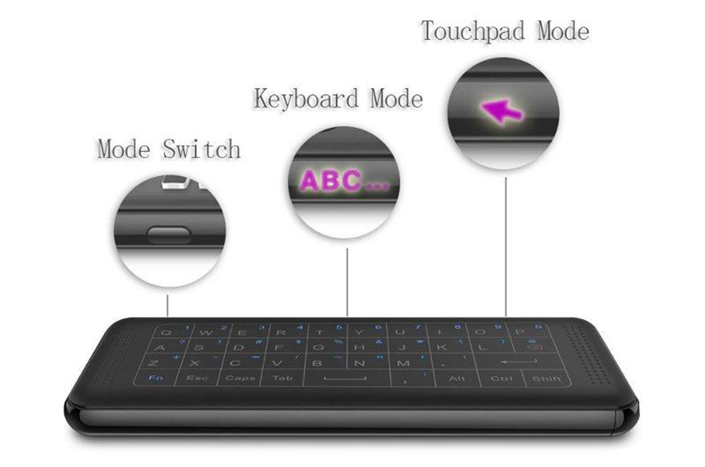 Андроид Air Mouse H1 Touchpad