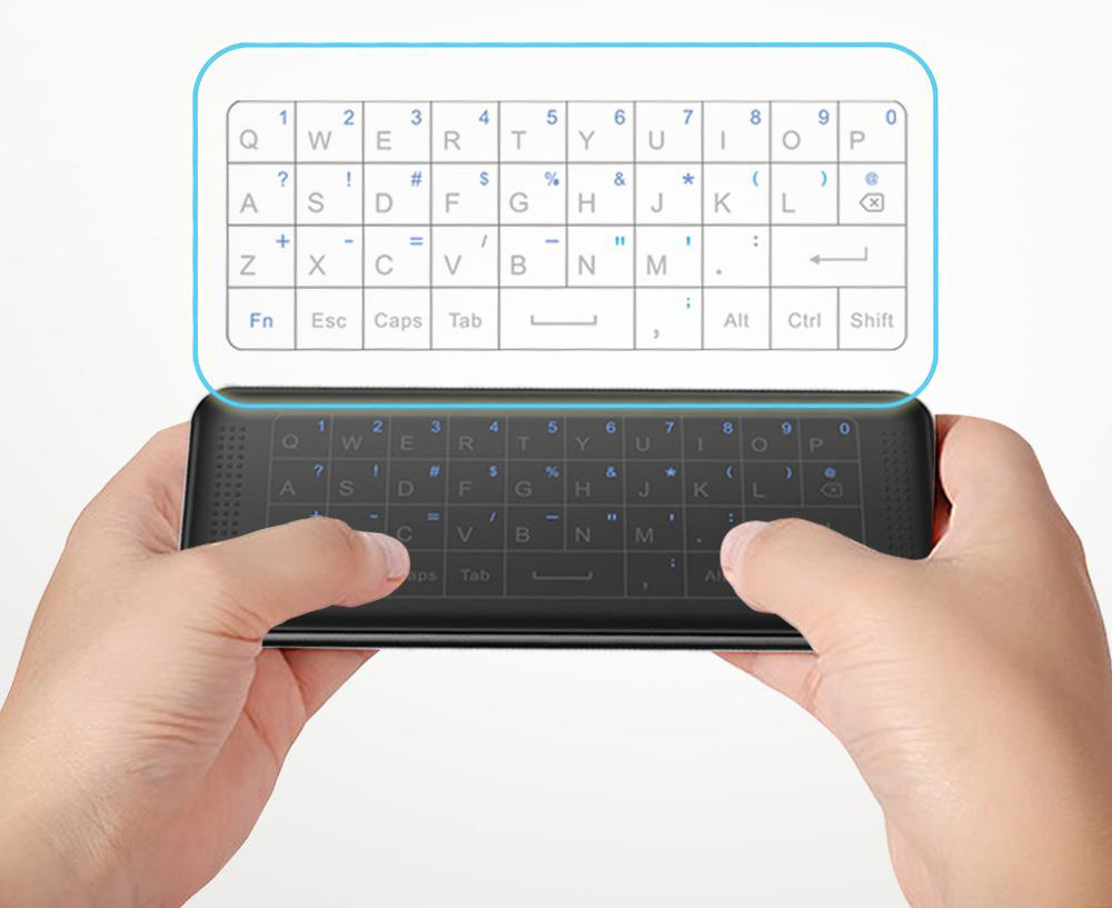 Андроид Air Mouse H1 Touchpad клавиатура