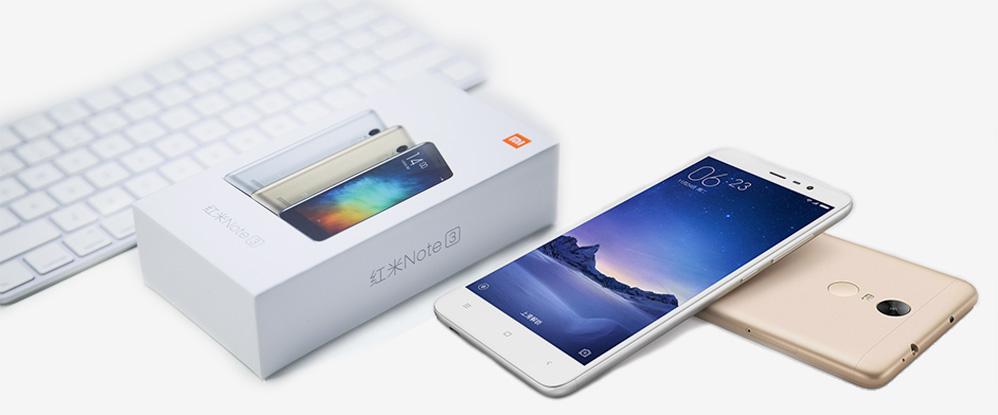 Смартфон Xiaomi Redmi Note 3 кутия