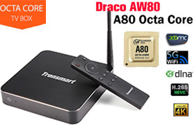 TV BOX Tronsmart Draco AW80 Андроид 4.4.2