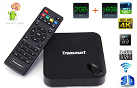 TV BOX Tronsamrt MXIII Plus