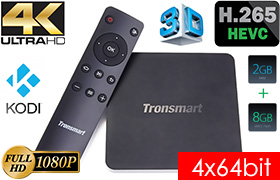 TV BOX Tronsamrt Vega S95 Meta