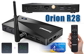 TV BOX Tronsamrt Orion R28 Pro Андроид 4.4.2